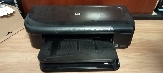 Impressora HP OfficeJet 7000 para peças