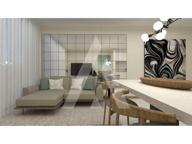 Apartamento T2 novo Alameda Silva e Rocha.