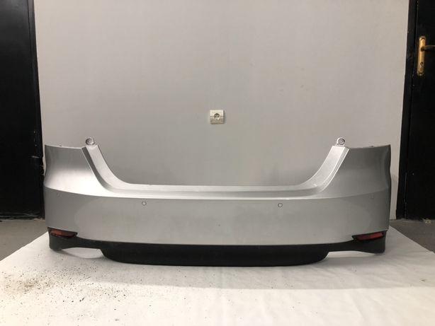 Бампер задній в зборі тойота кемрі 70 18-20 Toyota Camry 70 2020