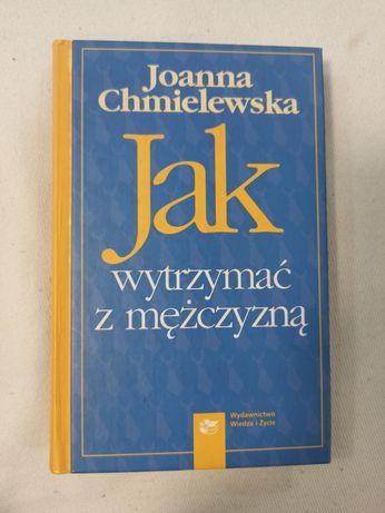 Książka Joanna Chmielewska Jak wytrzymać z mężczyzną