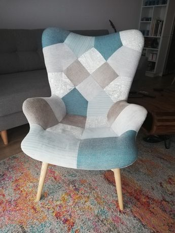 Fotel Knut laforma