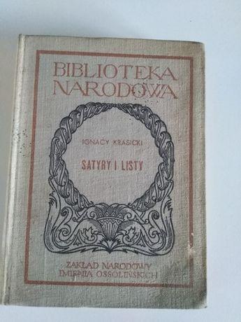 Satyry i listy Krasicki