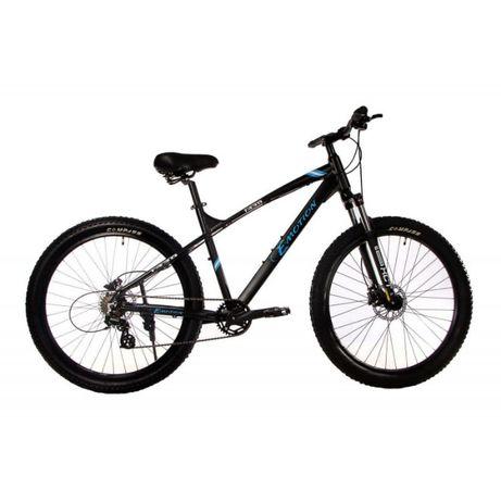 "Гірський велосипед E-motion MTB F430 27,5"" х 3"" рама 19"" алюміній"