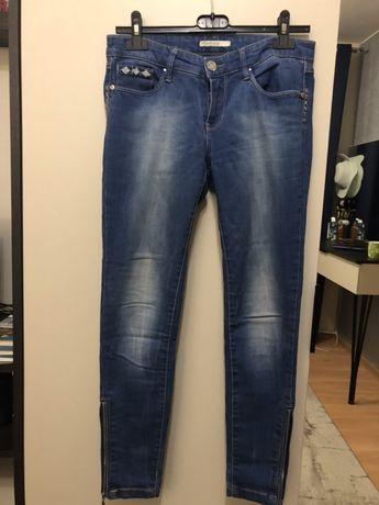 Spodnie jeansowe Stradivarius