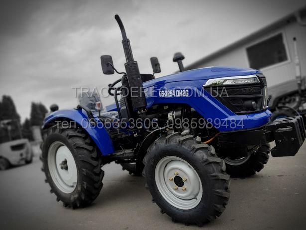 Потужний міні-Трактор GS 3254D2G! Краще DongFeng, Jinma, Foton,DW 244