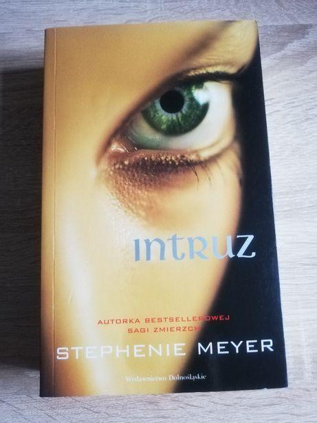 Książka Intruz, Meyer Stephanie, jak nowa