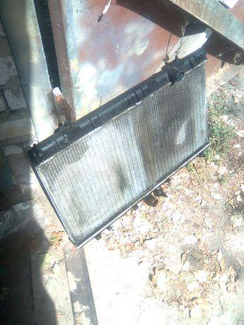Радиатор охлаждения двигателя Мицубиси Лансер 9