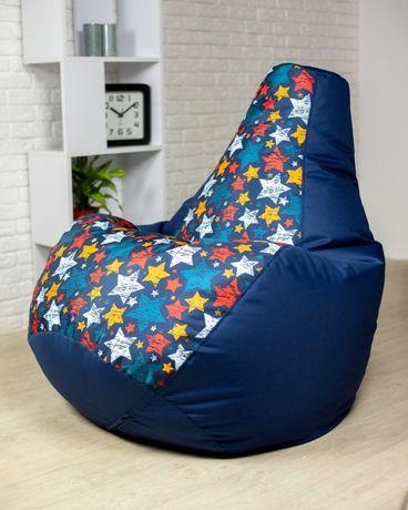 Кресло-пуф, кресло мешок, овал, груша, мяч, диван, мягкая мебель Киев
