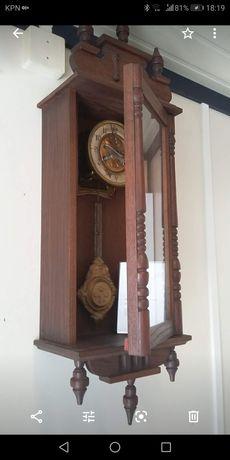 sprzedam konkretny zegar Germany z Cerfikatem ścienny zabytkowy