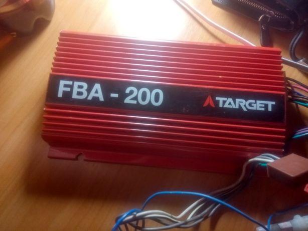 Усилитель  новый Немецкие Автомобильный Target FBA-2000