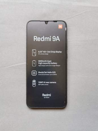 Xiaomi Redmi 9A Granite Gray