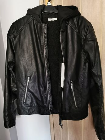 Kurtka biker H&M 170