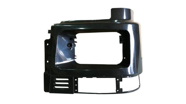 Volvo FH12/16 угол бампера (рамка фары окуляр)
