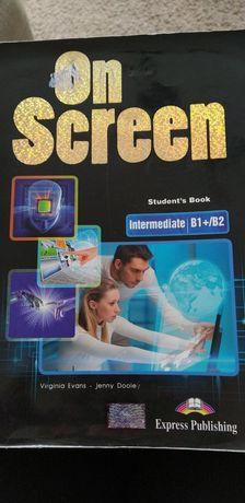 Podręcznik On Screen B1+/B2