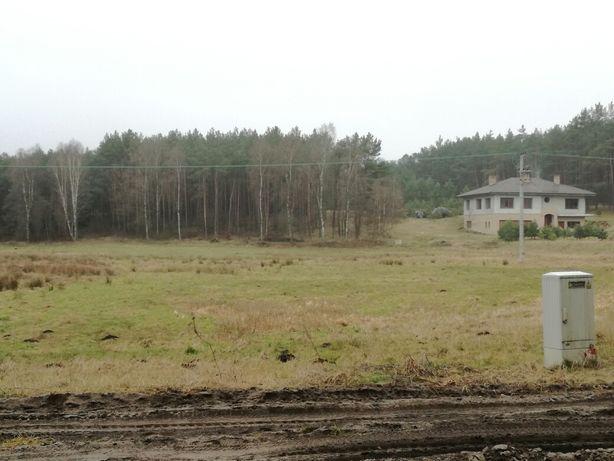 Działka w Konarzynach pod zabudowę mieszkaniową