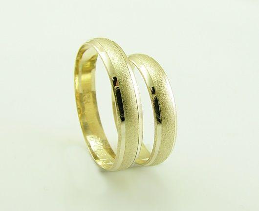 Złote obrączki 4 mm producent