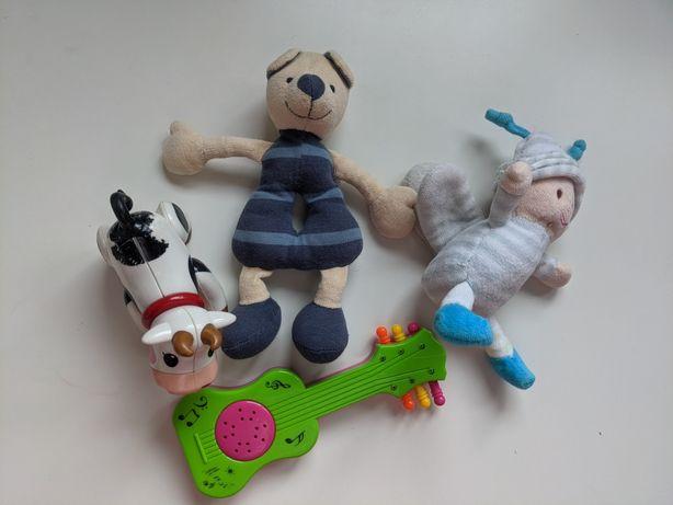 Игрушка погремушка набор игрушек погремушек Tolo