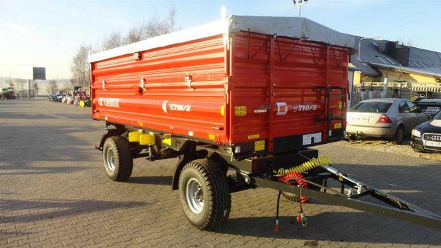 Przyczepa Metal-Fach T710/1 6 ton, T940, T711, T739, Pronar T672