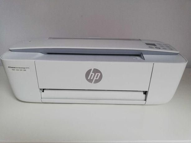 Drukarka HP Desk Jet link Advantage 3775 biała
