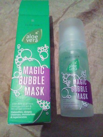 Пузырьковая маска для лица Aloe Vera