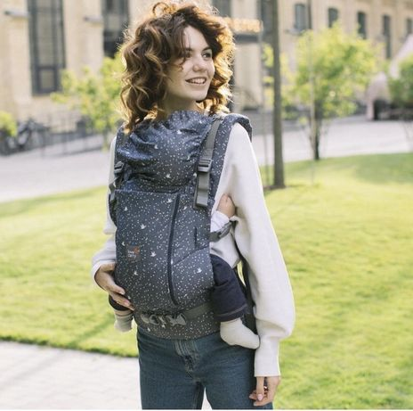 Эрго-рюкзак ONE+ Cool Organic