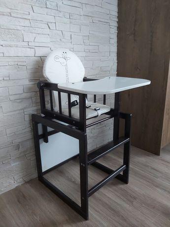 Krzesełko do karmienia 2 w 1