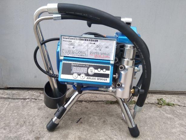 Безповітряний фарбувальний агрегат PWG-495 аналог Graco