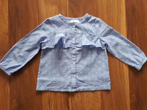 Koszula błękitna, 80