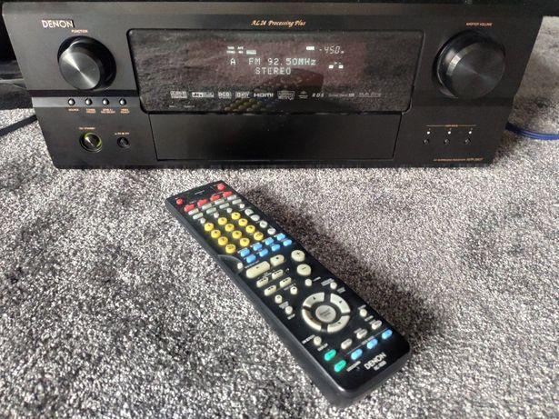 Amplituner Kina domowego Denon AVR-2807 5.1/7.1 Pre-out