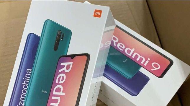 Xiaomi Redmi 9 4/64gb Kolory Nowy