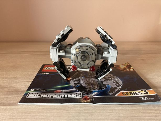 Lego Star Wars Microfighters 75128