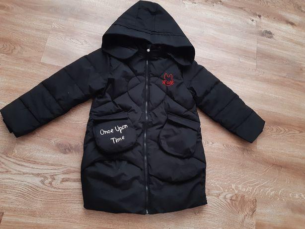 Продам деми куртку на девочку 10 лет