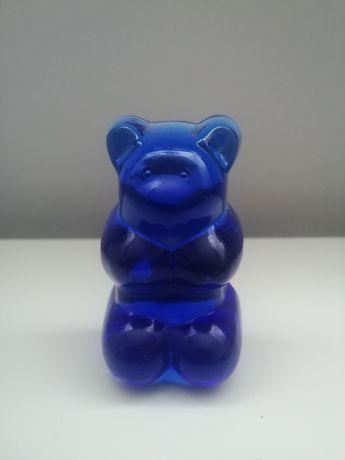 Niebieski Miś Haribo szkło Leonardo