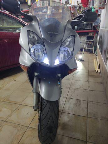 Honda vfr800 zamiana na urala z koszem