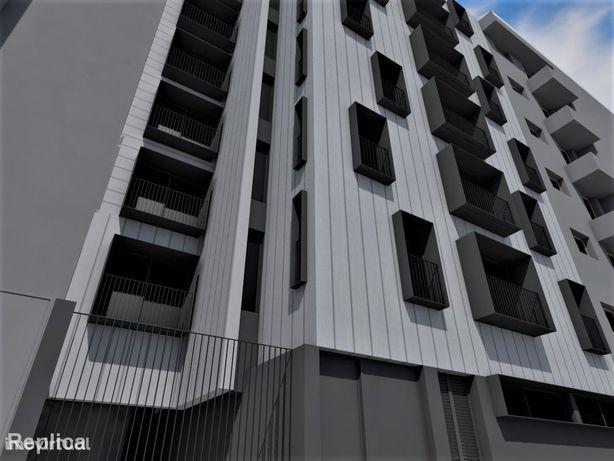 Apartamento T1 Novo à Estação de Campanhã