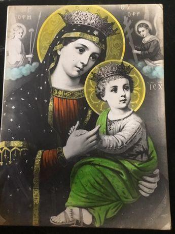 Открытки фото икона времён ссср Польша набор