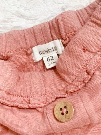 Spodnie dresy newbie 62