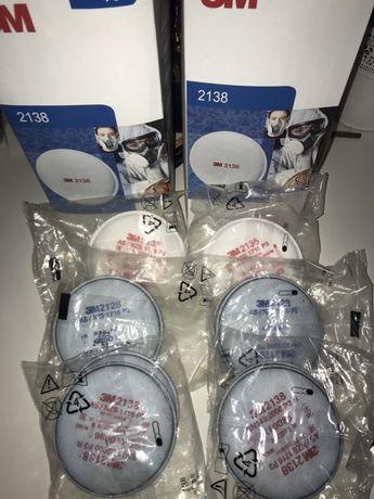 Filtros para máscara 3M