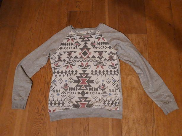 Sweter w aztecki wzór Atmosphere