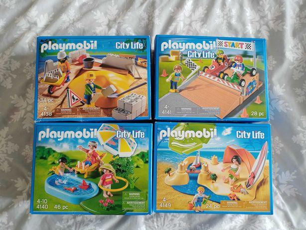 Playmobil zestawy mix