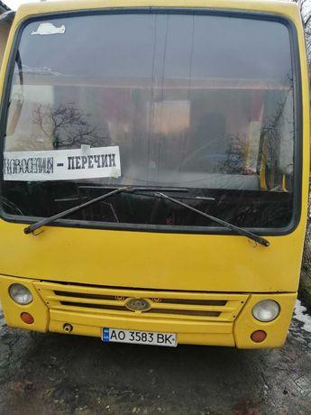 Автобус БОГДАН в хорошому стані на продаж
