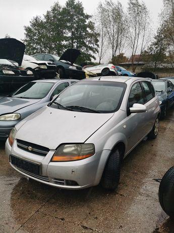 Chevrolet Aveo części