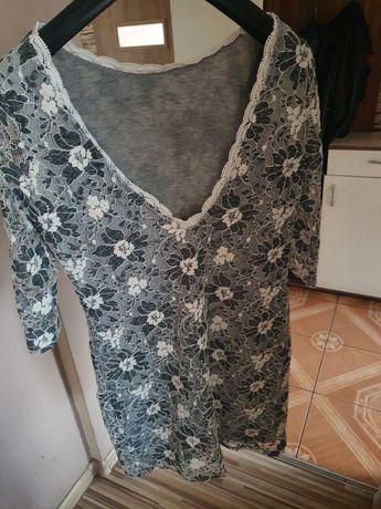 Sukienka koronkowa S-M