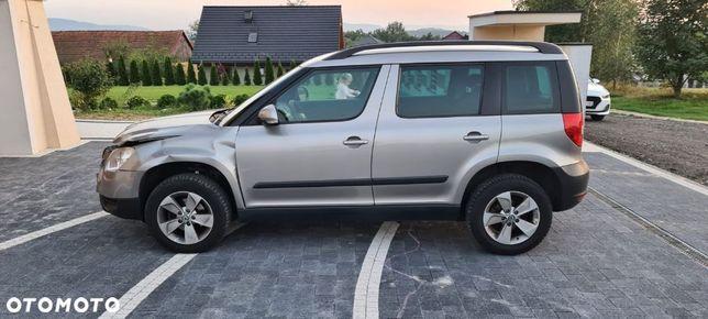 Škoda Yeti Škoda Yeti 2.0 Tdi Active Plus
