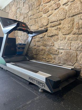 Passadeira Profissional Treadmill Silver FFitech