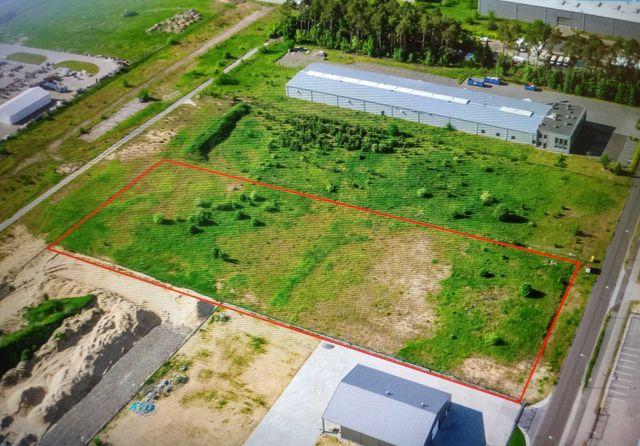 Działka na wynajem 1 ha, Park Przemysłowy