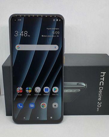 Smartfon HTC DESIRE 20 PRO 6/128 gb, Gwar., Lombard Jasło Czackiego