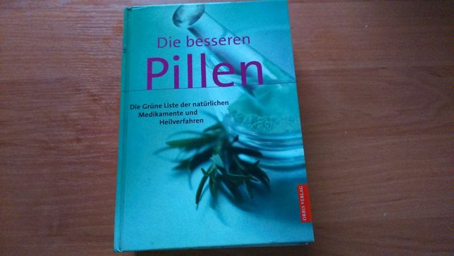 die besseren pillen książka w języku niemieckim