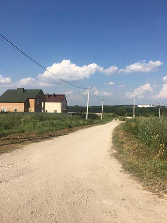 Земельна ділянка під будівництво с. Петриків