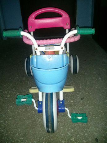 Детский велосипед (трехколесный)